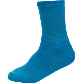 Woolpower 200 Chaussettes Enfant, dolphin blue